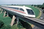 Nowy, światowy rekord prędkości pociągu magnetycznego