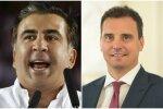 Саакашвили поддержал Абромавичюса: Айварас рассказал много интересного