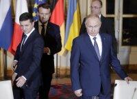 Посленормандское похмелье. Как в Украине восприняли результаты переговоров в Париже
