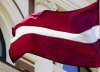 Руководство страны поздравляет Латвию с 31-ой годовщиной восстановления независимости
