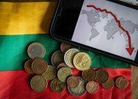Swedbank снизил прогнозы роста ВВП Литвы на этот год до 2,7%