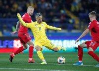 Сборная Украины по футболу вслед за Россией пробилась на Евро-2020