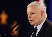 Ярослав Качиньский попросил Литву не присуждать ему государственную награду