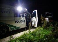 Вооруженное ограбление в Вильнюсе: нанесен ущерб на сумму около 2000 евро