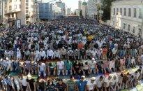 Кремлю предложили сделать праздники мусульман общероссийскими выходными