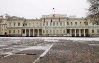 В президентский дворец пришла подозрительная посылка