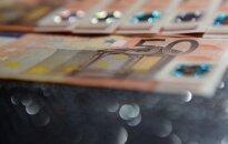 С пятницы в Литве циркулируют только евро