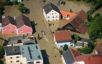 В результате наводнений в Европе погибли 12 человек
