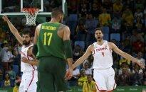Испанцы разгромили литовскую сборную с разницей в 50 очков