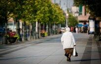В Каунасе средь бела дня было совершено нападение на пожилую женщину