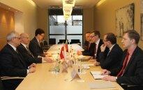 Rozmowy polsko-litewskie o szczycie NATO