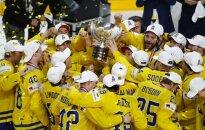 Швеция в 10-й раз завоевала золото чемпионата мира по хоккею