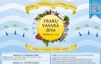 Lato w Trokach 2016