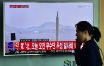 Очередная попытка КНДР запустить баллистическую ракету вновь провалилась
