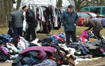 Продавцы подержанной одежды наблюдают новую тенденцию