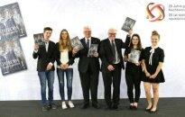Szefowie dyplomacji przedstawili polsko-niemiecki podręcznik historii. Foto: MSZ RP