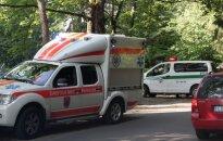 В дерево врезался водитель Peugeot, ехавший из Вильнюса в сторону Майшягaлы