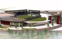 Рядом с национальным стадионом появятся и многоквартирные дома