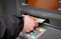 Граждане Молдовы и России в Вильнюсе пытались ограбить банкомат