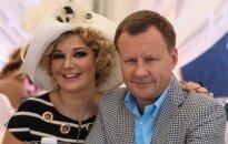 Denisas Voronenkovas ir Marija Maksakova