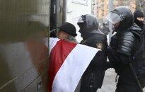 Protestai Minske