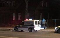 Vilniuje nudurtas jaunuolis