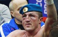 Лебедев против Флэнагана защитил чемпионский пояс WBA