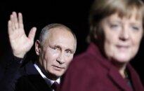 В Сочи Меркель и Путин будут обсуждать Сирию