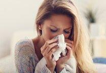 Sužinokite, ar čiaudėti iš tiesų yra sveika?