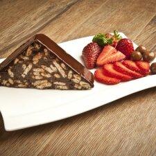 Greitai pagaminamas šokoladinis TINGINYS