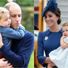 Nustebsite, koks vienas daiktas draudžiamas karališkosios šeimos mažyliams