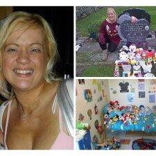 Sielvartaujanti mama nesusitaiko su sūnaus mirtimi