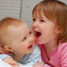 Kai tėvai lygina savo vaikus, nutinka kai kas negero