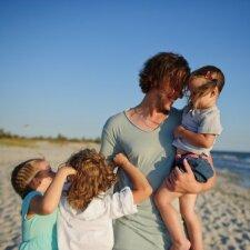 Kaip vyro Zodiako ženklas lemia, ar jis bus geras tėtis