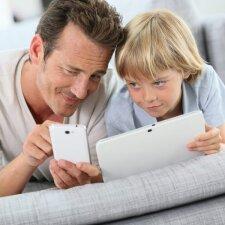Specialistų patarimai, koks planšetinis kompiuteris geriausias vaikui
