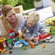 Žaidimai su vaiku: kokios ribos turėtume niekada neperžengti