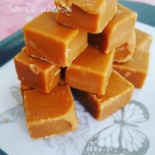 Namuose gaminame saldainius irisus