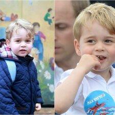 Mažasis princas užaugo: nuo rudens – didžiulės permainos