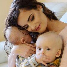Atviras interviu su socialine globėja, kurios širdyje yra vietos nepagimdytiems vaikams