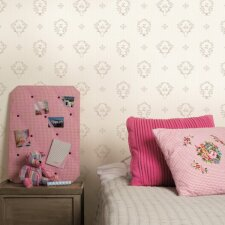 Stilingas vaiko kambarys – natūralumo pojūtį sustiprina ekologiški tapetai
