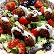 Gardieji falafeliai: gaminame namuose