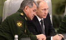 Путин поручил провести проверку в войсках Южного военного округа