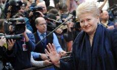 Dalia grybauskaitė. Europos Vadovų Tarybos posėdis, kuriame svarstomos sankcijos Rusijai