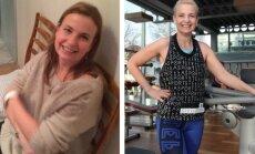 20 kilogramų atsikračiusi Ūla: blogos mitybos neišsportuosi