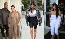 3 siaubingi drabužiai, kuriuos išpopuliarino Kim Kardashian