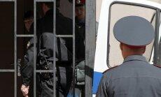 Policininkai Rusijoje