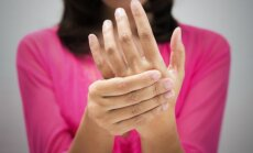 Jei netikėtai tirpsta rankos, tai įspėjimas, kad metas pasitikrinti sveikatą