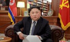 Kim Jong-unas  Pekine