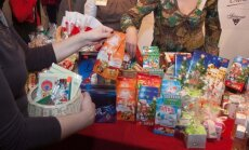 Charytatywny Kiermasz Świąteczny wspierany przez Ambasadę Polską w Wilnie