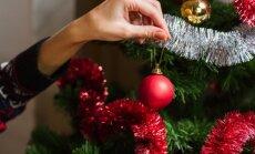Kalėdų eglutės puošimas